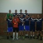 Trainerteam gewinnt das Jux-Turnier 2014!